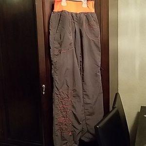 Zumba pants size L